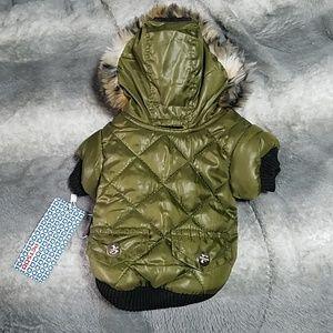 Other - Dog Bomber Jacket.